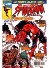 Комикс 1997-09 The Spectacular Spider-Man 249