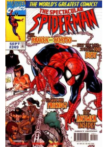 Comics 1997-09 The Spectacular Spider-Man 249
