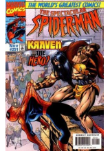 Комикс 1997-11 The Spectacular Spider-Man 251