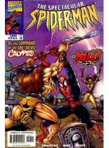 Comics 1998-01 The Spectacular Spider-Man 253