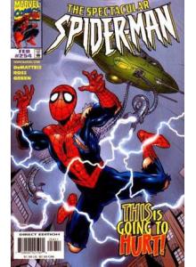 Comics 1998-02 The Spectacular Spider-Man 254