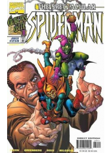 Comics 1998-07 The Spectacular Spider-Man 259