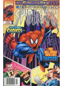 Comics 1998-10 The Spectacular Spider-Man 262