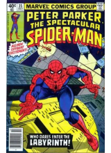 ж1979-10 The Spectacular Spider-Man 35