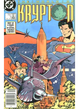 Комикс 1987-12 The World of Krypton 1