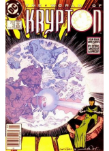 Комикс 1988-02 The World of Krypton 3