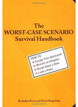 Joshua And David Borgenicht Piven | The Worst-Case Scenario Survival Handbook