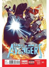 Комикс 2014-08 Uncanny Avengers 21