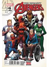 Комикс 2016-05 Uncanny Avengers 6
