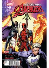 Комикс 2016-07 Uncanny Avengers 9