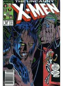 Comics 1987-08 Uncanny X-Men 220