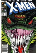 Комикс 1988-08 Uncanny X-Men 232