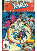 Комикс 1988 Uncanny X-Men Annual 12