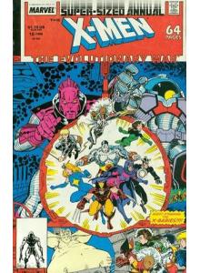 Comics 1988 Uncanny X-Men Annual 12