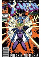 Комикс 1989-10 Uncanny X-Men 250