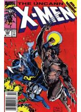 Комикс 1990-02 Uncanny X-Men 258