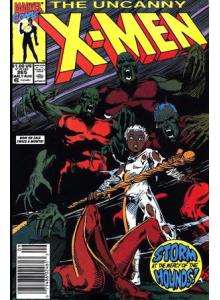 Comics 1990-08 Uncanny X-Men 265