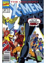 Комикс 1991-02 Uncanny X-Men 273