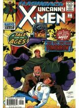 Комикс 1997-07 Uncanny X-Men Minus 1