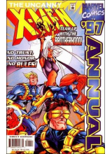 Комикс 1997 Uncanny X-Men Annual 21