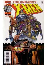 Комикс 2000-08 Uncanny X-Men 383