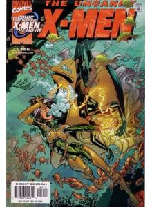 Comics 2000-11 Uncanny X-Men 386