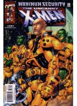 Комикс 2000-12 Uncanny X-Men 387