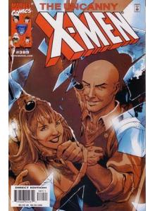 Comics 2001-02 Uncanny X-Men 389