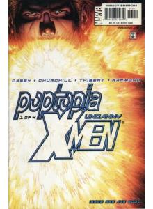 Comics 2001-08 Uncanny X-Men 395
