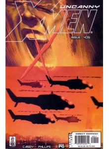 Комикс 2002-06 Uncanny X-Men 405