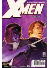 Комикс 2002-07 Uncanny X-Men 406