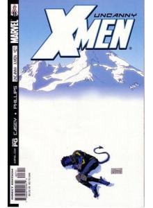 Comics 2002-08 Uncanny X-Men 407