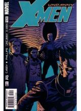 Комикс 2002-09 Uncanny X-Men 409