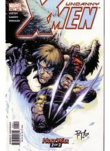 Комикс 2003-07 Uncanny X-Men 424
