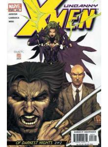 Comics 2004-06 Uncanny X-Men 443