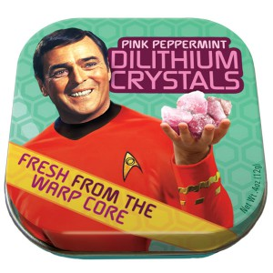 Mints Dilithium Crystals