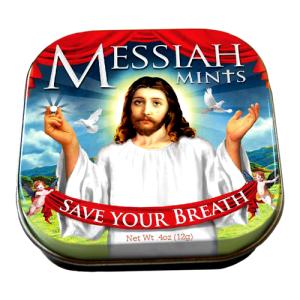 Mints Jesus Messiah