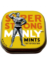 Бонбонки Superstrong Manly