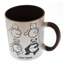 Чаша Как да Нарисувате Животни Панда