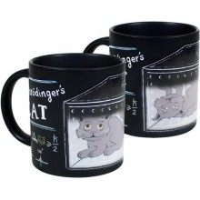 Комплект Топлочувствителни Чаши Schrodinger's Cat