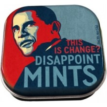 Ментови Бонбонки Dissapoitmints Обама
