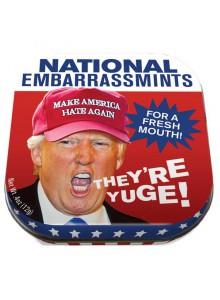 Ментови Бонбонки National Embarrassmints Тръмп