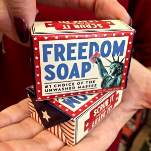 Soap FREEDOM