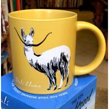 Порцеланова Чаша Dali Llama