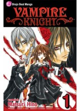 Manga | Vampire Knight vol.01