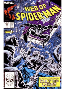 Comics 1988-07 Web of Spider-Man 40