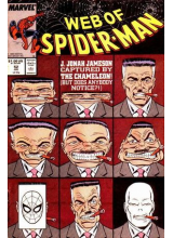 Комикс 1989-07 Web of Spider-Man 52