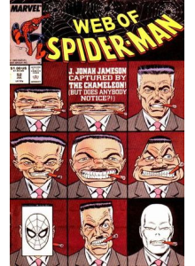 Comics 1989-07 Web of Spider-Man 52