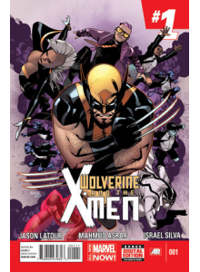 Comics 2014-05 Wolverine and The X-Men 1