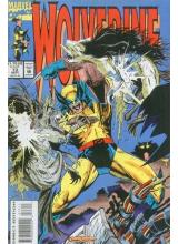 Комикс 1993-09 Wolverine 73